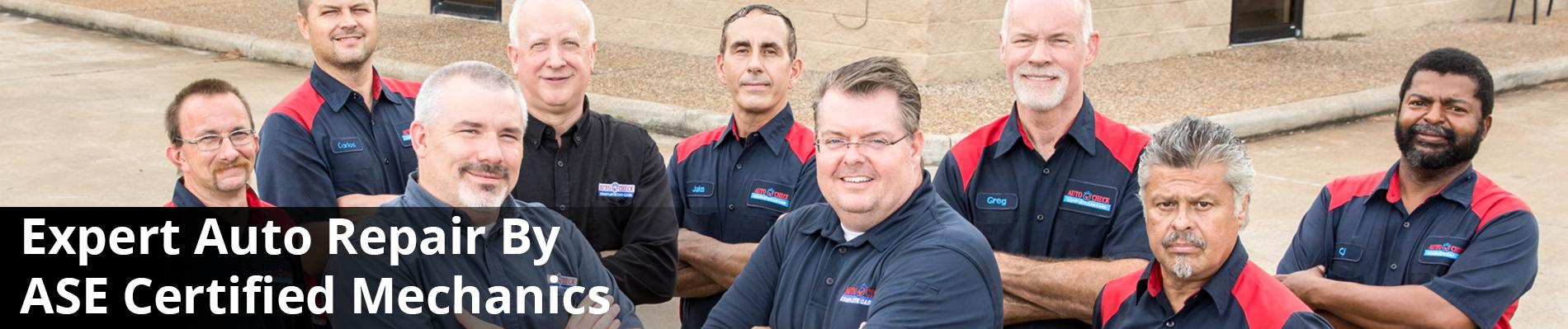 Expert Auto Repair by ASE Certified Technicians