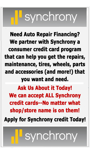 Synchrony Apply for Credit